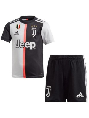 Juventus Home Kids Kit 2019-2020